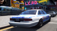 Parte Trasera Alta Calidad 1080p Stanier Police