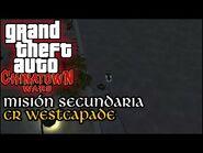 CR Westcapade - GTA Chinatown Wars PSP (Español-Sin Comentario) Guía para el 100%