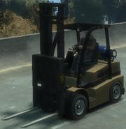 Forklift GTA IV