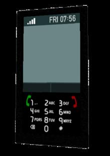 Teléfono móvil Badger