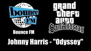 "GTA San Andreas - Bounce FM Johnny Harris - ""Odyssey"""
