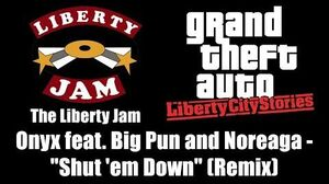 GTA Liberty City Stories - The Liberty Jam Onyx feat