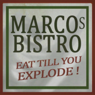 Marco's Bistro logo