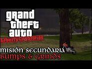 Bumps & Grinds - GTA Liberty City Stories PSP (Español-Sin Comentario) Guía 100%