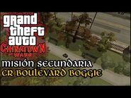 CR Boulevard Boggie - GTA Chinatown Wars PSP (Español-Sin Comentario) Guía 100%