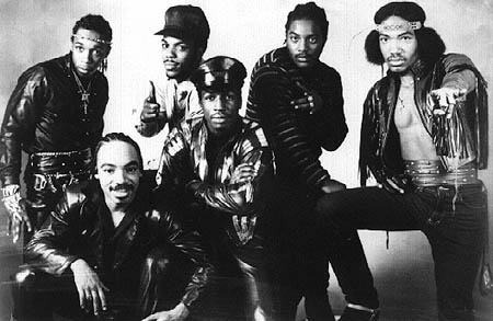 Grandmaster Flash and The Furious Five