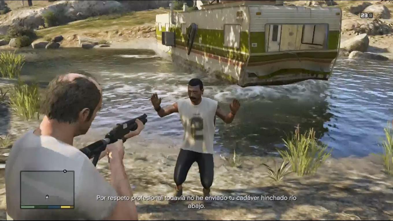 Decisiones de Grand Theft Auto V