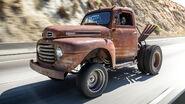 Camioneta Stubby Bob Roadkill