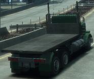Flatbed detrás GTA IV