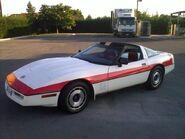 Corvette de templeton peck