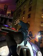 Artwork electro arma GTA 2