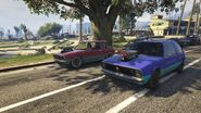 Rhapsodys modificados GTA V
