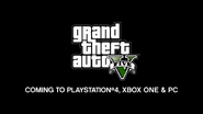 GTA TRAILER PS4 XBOX ONE PC 25