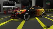 Sugoi modificado 2 GTA Online