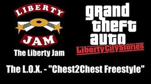 GTA Liberty City Stories - The Liberty Jam The L.O.X