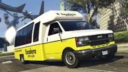 Autobús aquiler RGSC 2019 GTA V