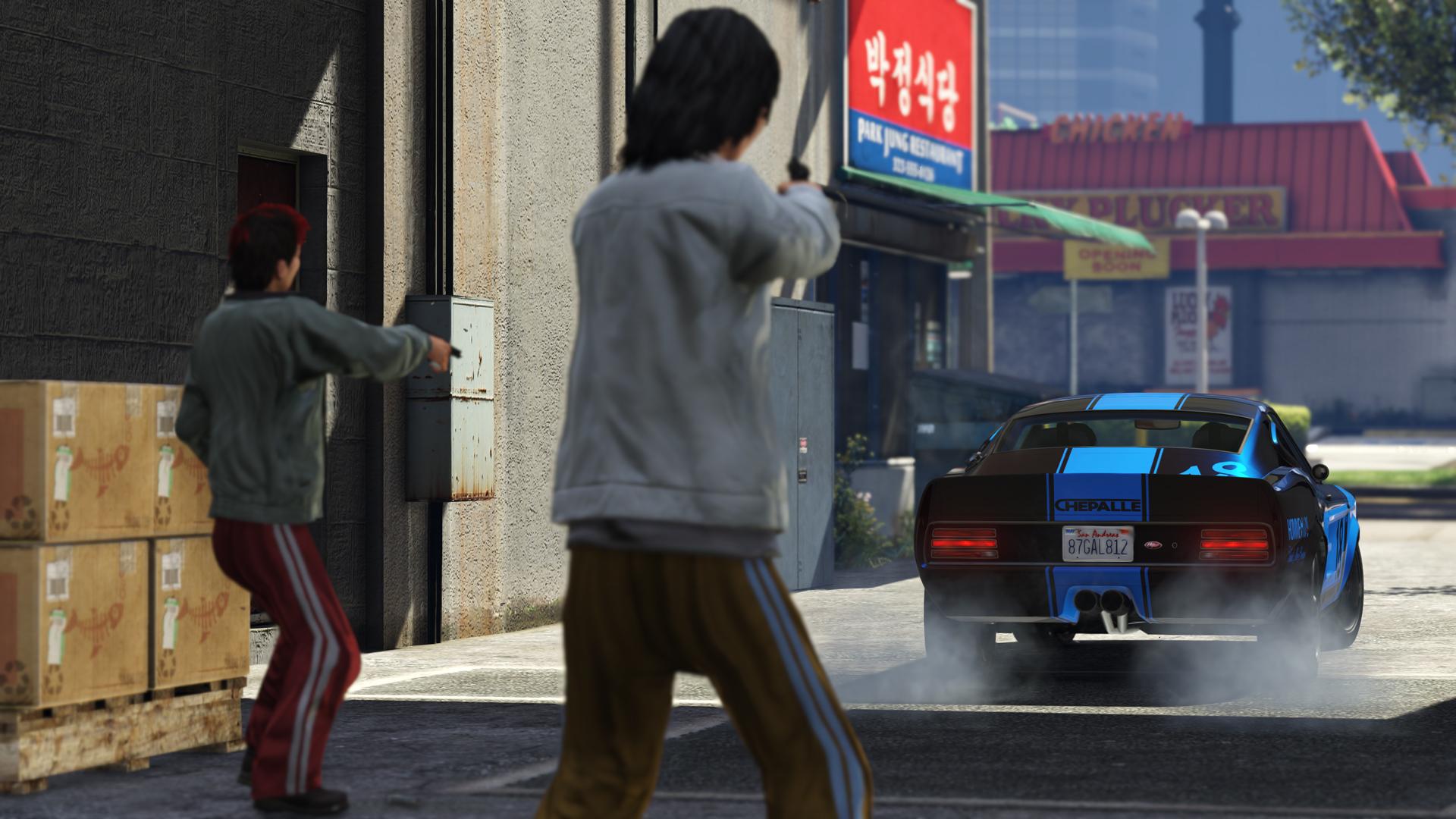 Embargo: GTA hoy II
