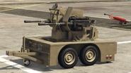 Remolque Antiaéreo-GTAO-cañón antiaéreo