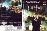 V5 Carátula de Harry Potter y la Orden del Fénix (PS2)