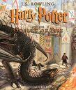 HP4 ilustrado EEUU
