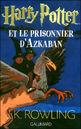 Harry Potter y el Prisionero de Azkaban portada francesa