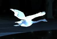 Cisne blanco Patronus