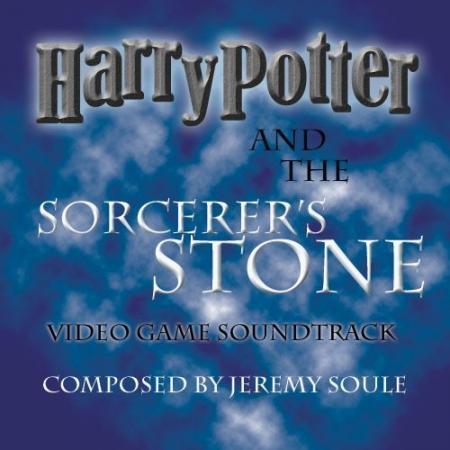 Harry Potter y la piedra filosofal (banda sonora del videojuego)