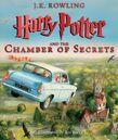 HP y la cámara secreta (ilustrado EE.UU)