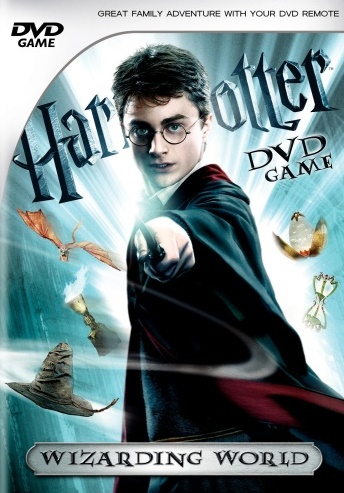 Harry Potter juego DVD: Mundo Mágico