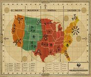 MB Mapa de los Estados Unidos