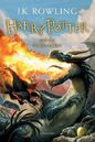 Harry Potter and the Goblet of Fire portada británica versión 2015