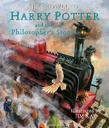 HP y la piedra filosofal (ilustrado Gran Bretaña)