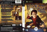 V2 Carátula de Harry Potter y la cámara secreta (Xbox)