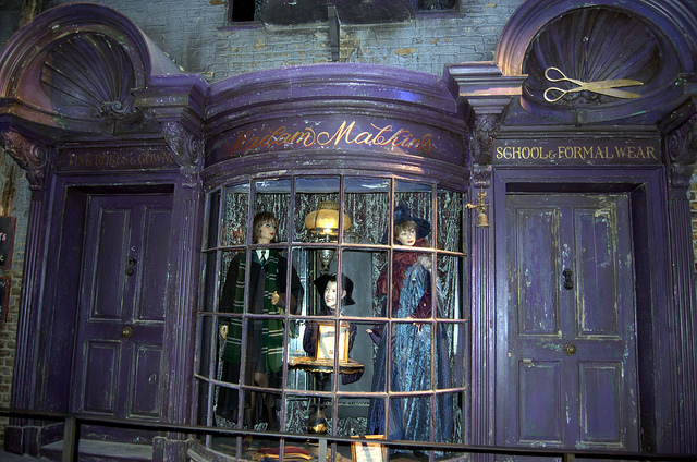 Madame Malkin, túnicas para todas las ocasiones