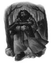 Harry Potter y las Reliquias de la Muerte - Ilustración capítulo 36