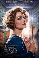 Poster Animales fantásticos Queenie
