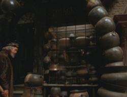 Tienda de Calderos de Potage