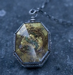 Guardapelo de Salazar Slytherin