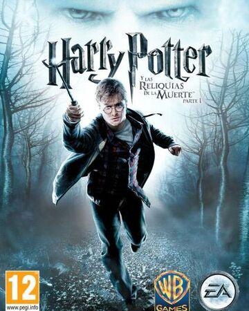 Harry Potter Y Las Reliquias De La Muerte Parte 1 Videojuego Harry Potter Wiki Fandom