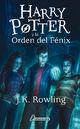Harry Potter y la Orden del Fénix portada versión 2015