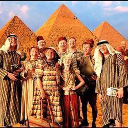 Familias de magos