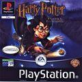 V1 Carátula de Harry Potter y la piedra filosofal (PS1)