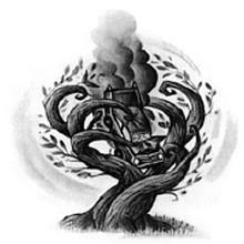 Harry Potter y la cámara secreta - Ilustración capítulo 5.png