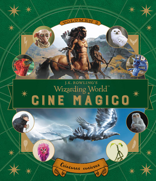 J. K. Rowling's Wizarding World - Cine mágico volumen 2: Criaturas curiosas