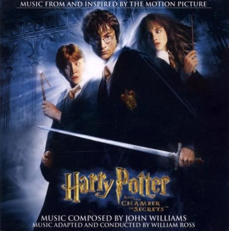 Harry Potter y la cámara secreta (banda sonora)