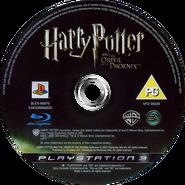 V5 Disco de Harry Potter y la Orden del Fénix (PS3)