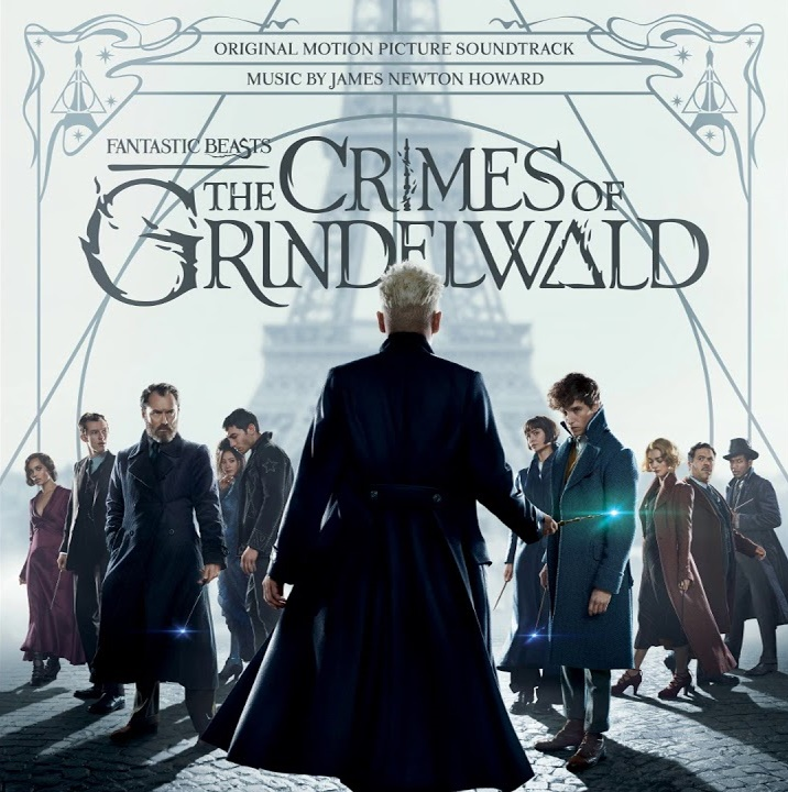 Animales fantásticos: Los crímenes de Grindelwald (banda sonora)