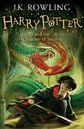 Harry Potter and the Chamber of Secrets portada británica versión 2015