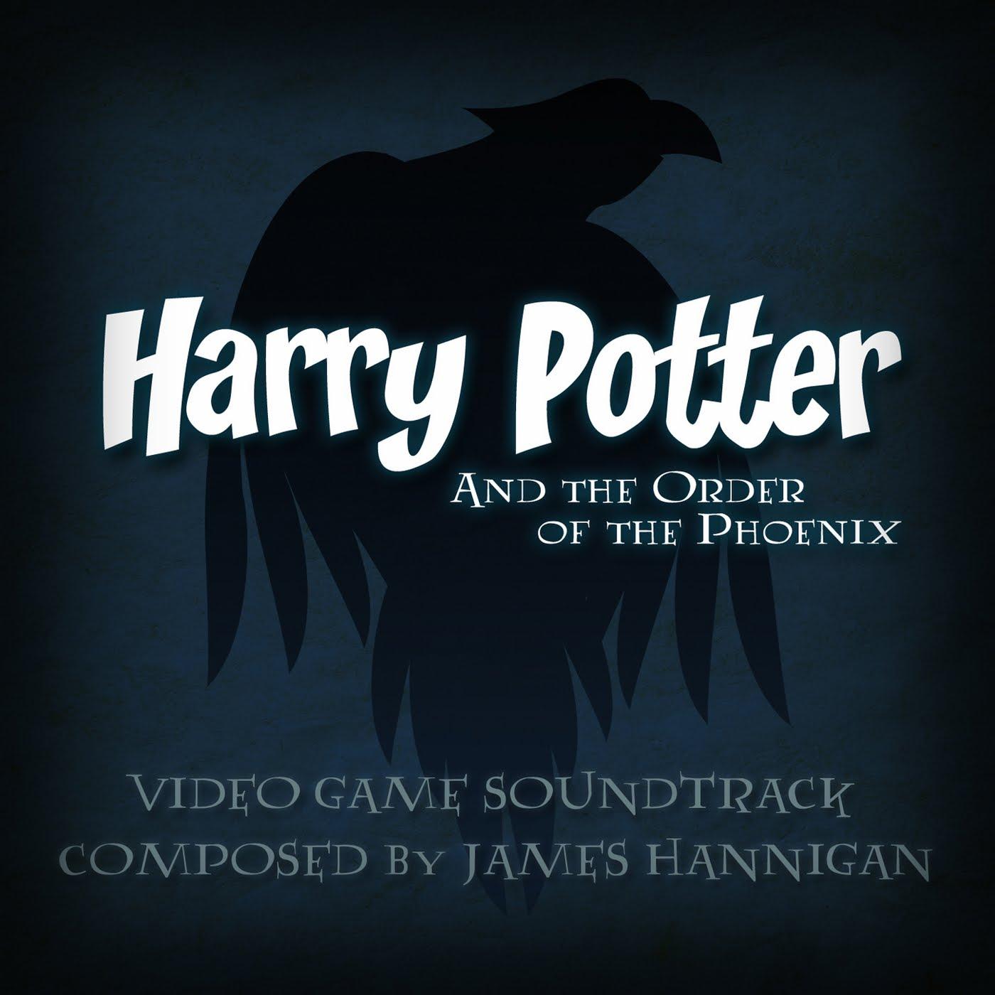Harry Potter y la Orden del Fénix (banda sonora del videojuego)