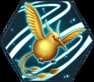 HM Snidget dorado